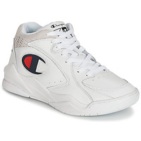 Shoes Men High top trainers Champion ZONE MID White