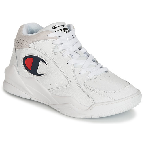 Champion ZONE MID White - Fast delivery