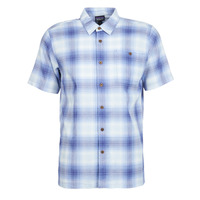 material Men short-sleeved shirts Patagonia A/C Shirt Blue