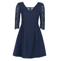 material Women Short Dresses Betty London JADE Marine