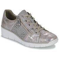 Shoes Women Low top trainers Rieker RIKTUS Gold