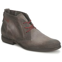 Shoes Men Mid boots Dream in Green KASSAB Grey