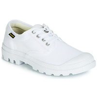 Shoes Low top trainers Palladium PAMPA OX ORIGINALE White