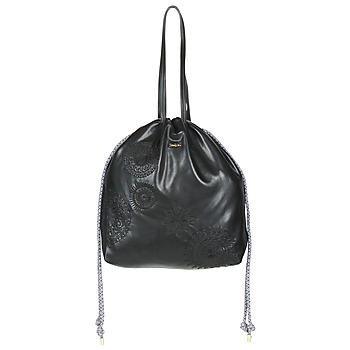 Bags Women Shoulder bags Desigual DARK AMBER TALLIN Black