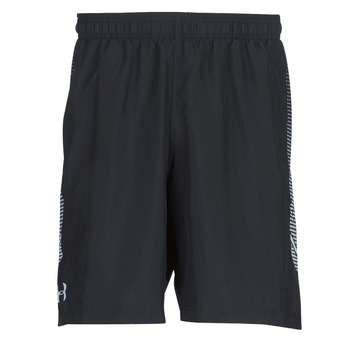 material Men Shorts / Bermudas Under Armour WOVEN GRAPHIC SHORT Black