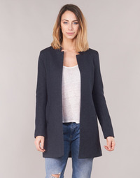 material Women coats Only ONLSOHO Marine