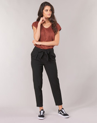 material Women 5-pocket trousers Only ONLNICOLE Black