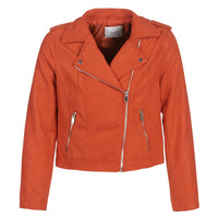 material Women Leather jackets / Imitation leather JDY JDYINU Red