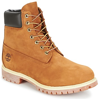 Shoes Men Mid boots Timberland 6 IN PREMIUM BOOT Beige