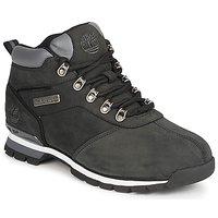Shoes Men Mid boots Timberland SPLITROCK 2 Black