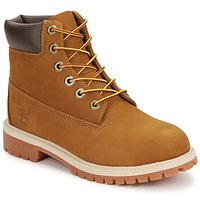 Shoes Children Mid boots Timberland 6 IN PREMIUM WP BOOT Brown / HONEY