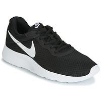 Shoes Men Low top trainers Nike TANJUN Black / White