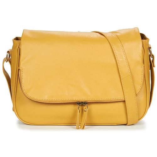 Bags Women Shoulder bags Betty London EZIGALE Mustard