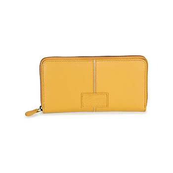 Bags Women Wallets Betty London JALTORE Mustard / Gold