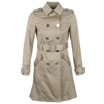 material Women Trench coats Marciano FAB Beige