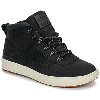 Shoes Men High top trainers Timberland CITYROAMCUPSOLE L/F Black