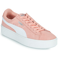 Shoes Women Low top trainers Puma VIKKY STACK PEA Pink