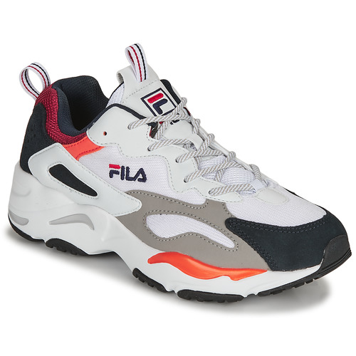 Fila RAY TRACER White / Blue - Fast