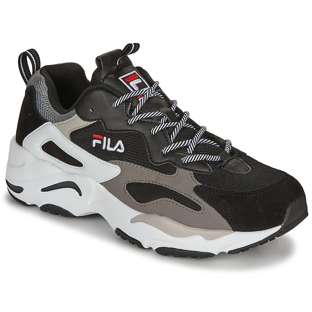 Fila RAY TRACER Black - Fast delivery