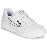 Shoes Men Low top trainers Fila ARCADE F LOW White