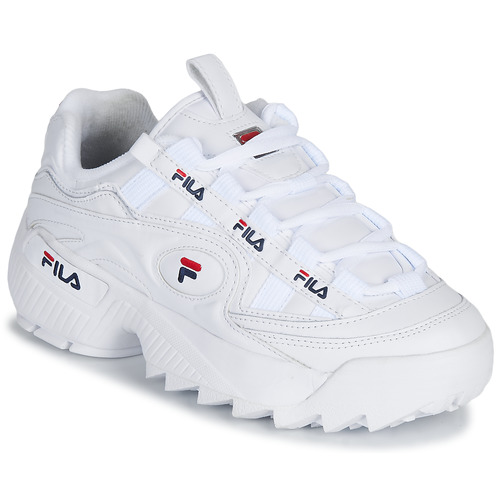 Fila D FORMATION WMN White - Fast