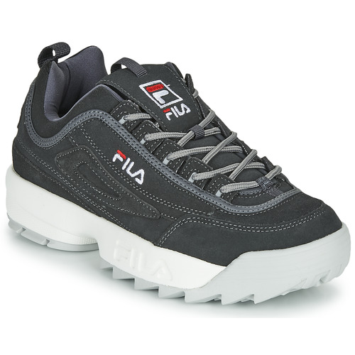 Fila DISRUPTOR LOW Grey - Fast delivery
