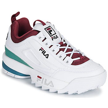 Shoes Women Low top trainers Fila DISRUPTOR  CB LOW WMN White
