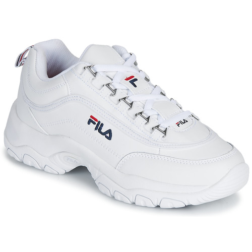Shoes Women Low top trainers Fila STRADA LOW WMN White