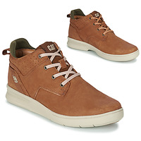 Shoes Men High top trainers Caterpillar WARRANT Brown