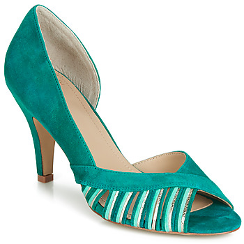 Shoes Women Court shoes Bocage DELAWARE Emerald