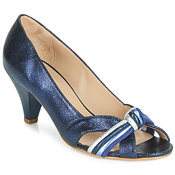 Shoes Women Court shoes Bocage DIDIER Blue