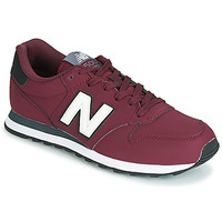 Shoes Low top trainers New Balance 500 Bordeaux