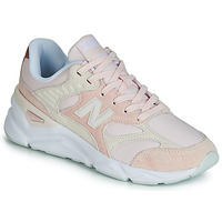 Shoes Women Low top trainers New Balance X90 Pink