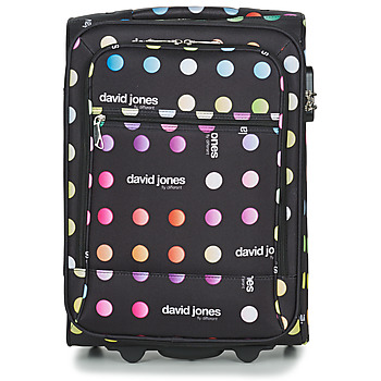 Bags Soft Suitcases David Jones CASILO 41L Multicolour