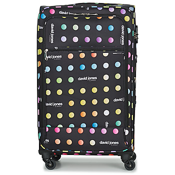 Bags Soft Suitcases David Jones CASILO 106L Multicolour