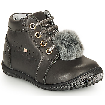 Shoes Girl High top trainers Catimini CALISTA Vte / Grey