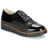 Shoes Girl Low top trainers Catimini COXINELA Black