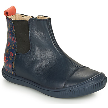 Shoes Girl Mid boots GBB ONAO Blue