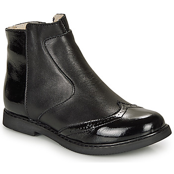 Shoes Girl Mid boots GBB OURIETTE Black