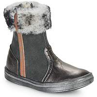Shoes Girl Mid boots GBB OZOE Black