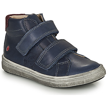 Shoes Boy High top trainers GBB NAZAIRE Blue