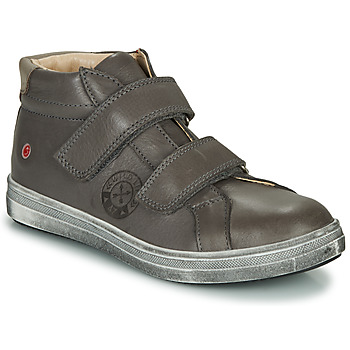 Shoes Boy High top trainers GBB NAZAIRE Grey