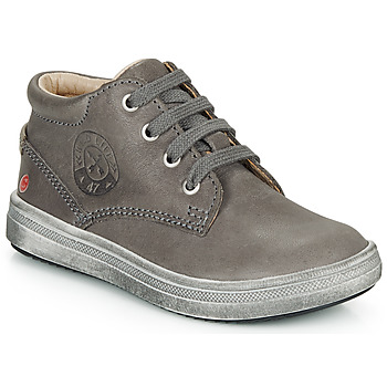 Shoes Boy High top trainers GBB NINO Grey