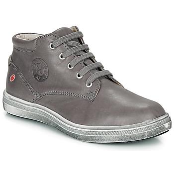 Shoes Boy High top trainers GBB NINO Grey