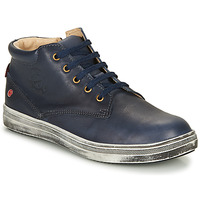 Shoes Boy High top trainers GBB NINO Blue