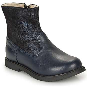 Shoes Girl Mid boots GBB OSHINO Blue