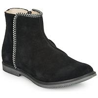Shoes Girl Mid boots GBB OJIMA Black