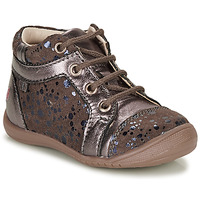 Shoes Girl High top trainers GBB OMANE Beige