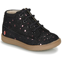 Shoes Girl High top trainers GBB NINON Black
