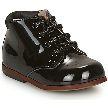 Shoes Girl High top trainers GBB TACOMA Black